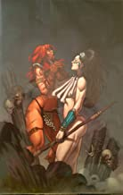 Savage Red Sonja:queen of the Frozen Wastes #4