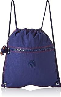 Kipling 凯浦林 SUPERTABOO 儿童运动包 45 厘米 15 升 蓝色 (抛光 C)