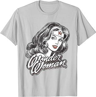 DC Comics Wonder Woman Hint of Red T-Shirt