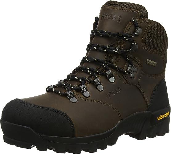 Aigle Altavio Gore-tex Leather, Chaussures de Chasse Homme