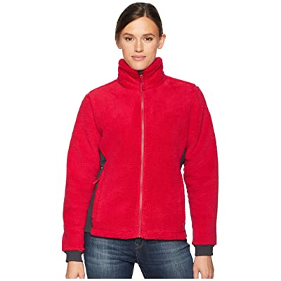 Helly Hansen Precious Fleece Jacket (Persian Red) Women