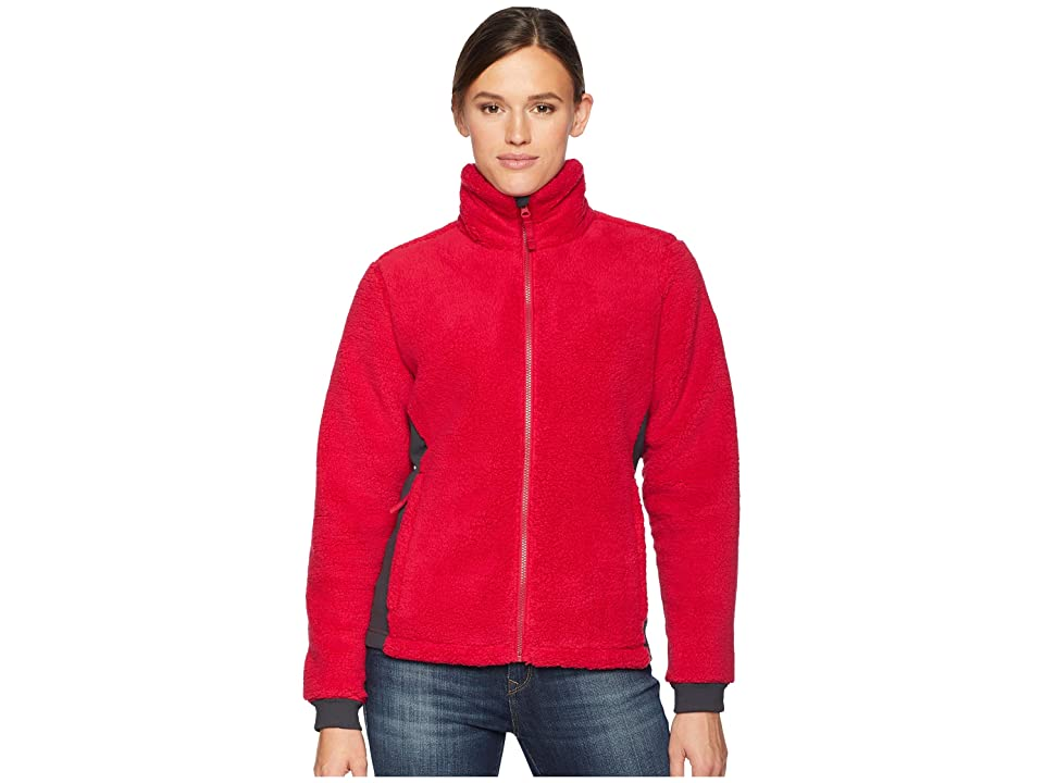 Helly Hansen Precious Fleece Jacket (Persian Red) Girl