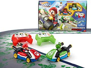 Hot Wheels Ai Starter Set Mario Kart Edition Track Set