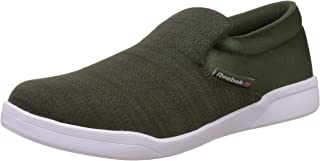 Reebok Classics Men's Court Slip On Loafers and Moccasins