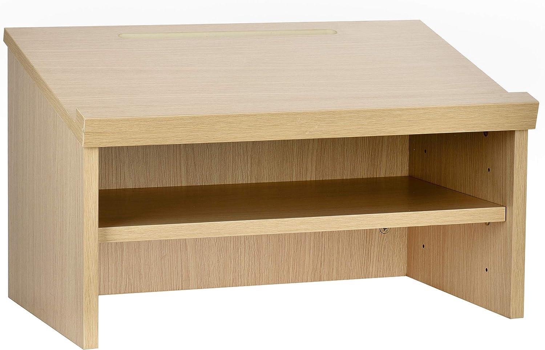 Adir Tabletop Podium Wood Max 65% OFF Lecter Portable Presentation Max 44% OFF -