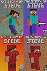 The Story of Steve: Books 1-4 Bundle (Book Bundles) Kindle Edition