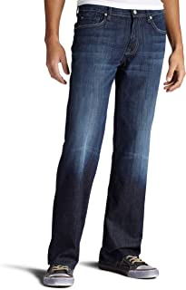 Men's Jeans Relaxed Fit Straight Leg Pant
