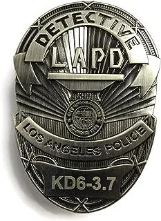BLADERUNNER KD6-3.7 Badge Blade Runner Props Metallic