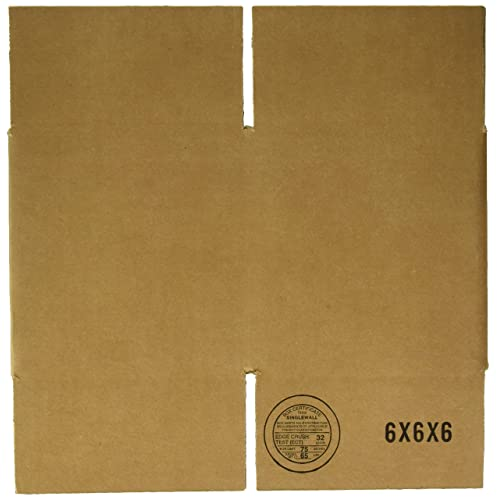 """5 x 4 x 4/"""" Corrugated Shipping Mailers from The Boxery 50//pk"""