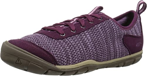 KEEN Wohommes Wohommes Hush Knit-W Hiking chaussures, Grape Wine Lavender herb, 6 M US  beaucoup de surprises