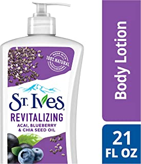 St Ives Acai Blueberry Lotion