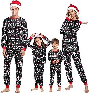 Best matching family santa pajamas Reviews
