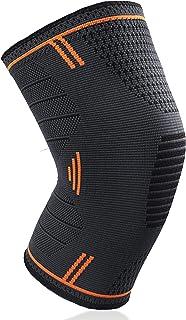 BoarCroc 膝サポーター 痛み スポーツ 登山 保温 関節 靭帯 筋肉保護 通気性 伸縮性 怪我防止 左右兼用 男女兼用 サイズ選択 1枚入り