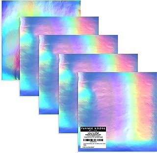 Turner Moore Edition, Rainbow Adhesive Vinyl, 12