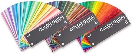 DIC カラーガイドPART2 4巻?5巻?6巻 第5版