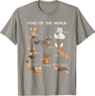 Best animals of the world tee Reviews