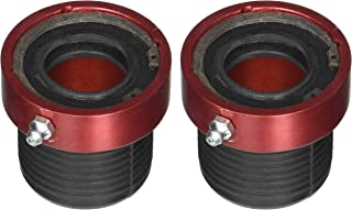 Ten Factory MG21102 Red Dana Axle Tube Seal, Pair (30/44)