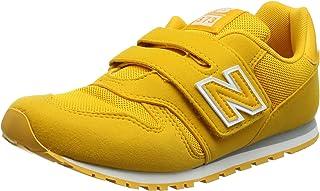 new balance jaune bebe