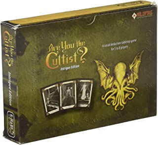 Are You The Cultist Intrigue Edition Board Game