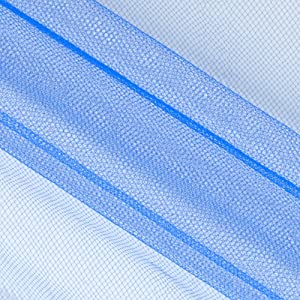 Falk Fabrics 54'' Apparel Grade Tulle Regal Royal Fabric