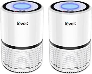 LEVOIT LV-H132 Air Purifier with True Hepa Filter, Odor Alle