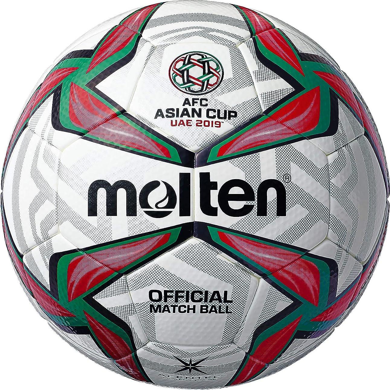 トロピカルジーンズできないモルテン(molten) 5号球 サッカーボール AFC アジアカップ2019年モデル