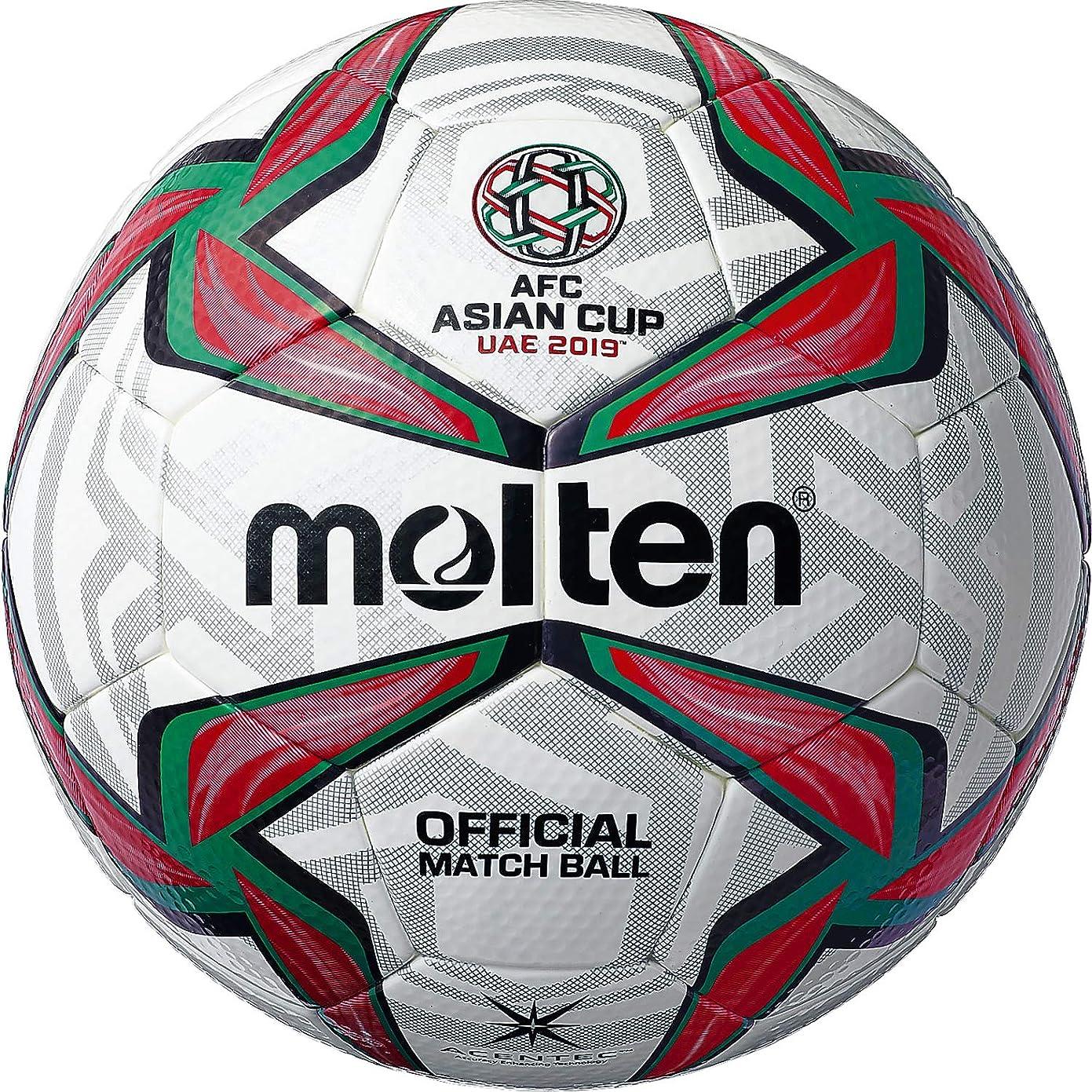 開業医登録するフラッシュのように素早くモルテン(molten) 5号球 サッカーボール AFC アジアカップ2019年モデル