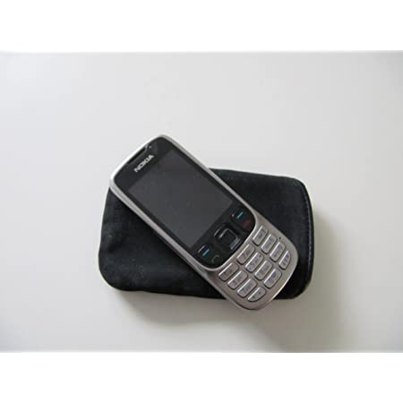 Nokia 6303 Classic Steel Handy Elektronik