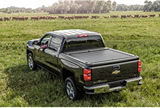 Roll-N-Lock LG447M Locking Retractable M-Series Truck Bed Tonneau Cover for 2009-2018 Dodge Ram 1500 | Fits 5.7' Bed (Excludes Models w/RamBox)