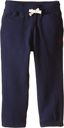 Polo Ralph Lauren Kids - Collection Fleece Pull-On Pants (Toddler)