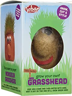Mr Barts Mr Grasshead