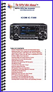 Best manual icom 7300 Reviews