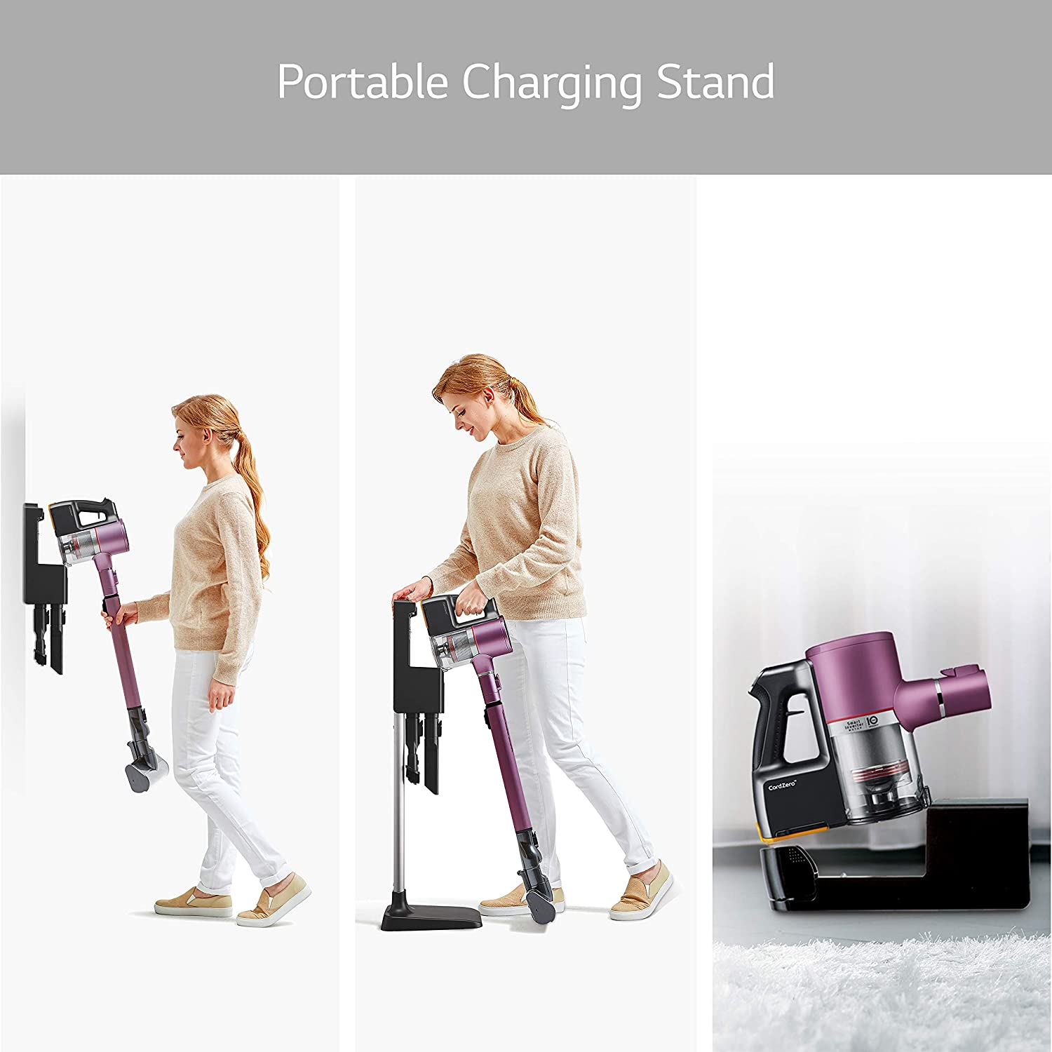 Floor cleaning machine for home