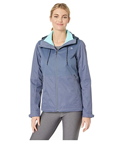 The North Face Arrowwood Triclimate(r) Jacket (Grisaille Grey/Grisaille Grey Mountain Dobby) Women