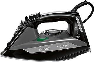 Bosch  2800 W Steam Iron Black/Grey - TDA3021GB