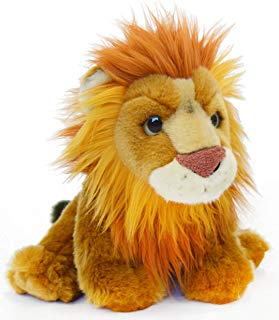 VIAHART Lenox The Baby Lion | 13 Inch Large Lion Stuffed Animal Plush Cat | by Tiger Tale Toys