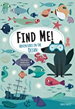 Find Me! Adventures in the Ocean: Play Along to Sharpen Your Vision and Mind (Happy Fox Books) Help Bernard the Wolf Play ...