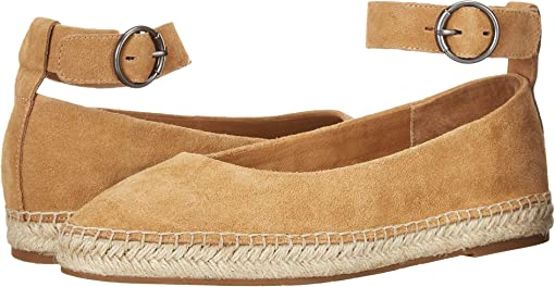 Sand Cow Suede