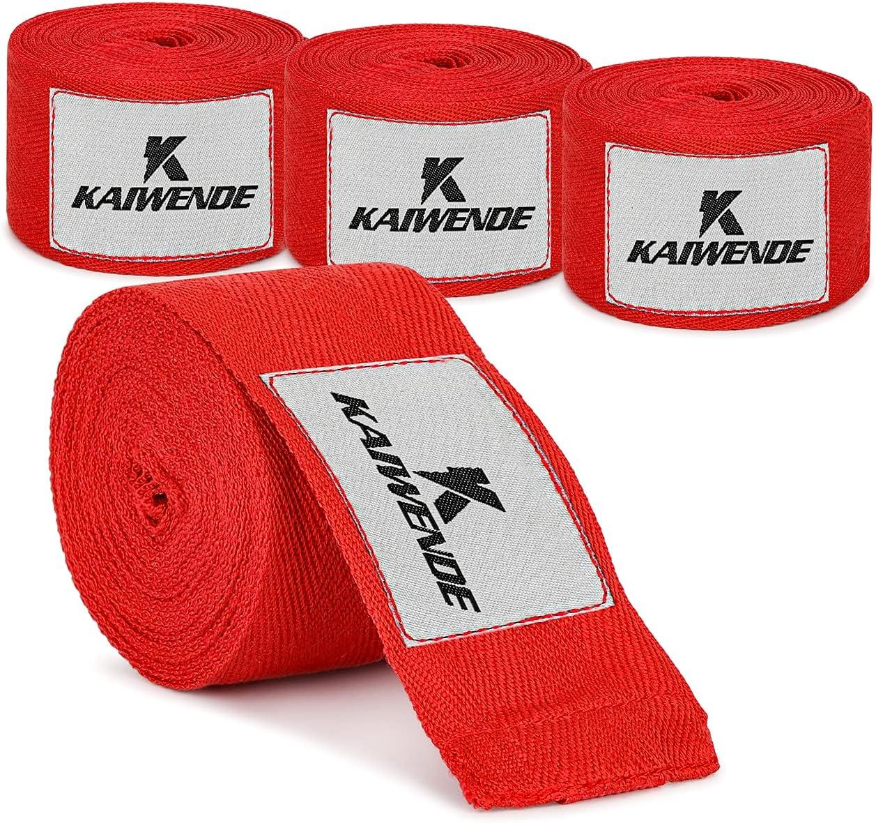 Discount mail order San Jose Mall KAIWENDE 2 Pair 4 Wraps-2''x200' PCS Boxing Hand