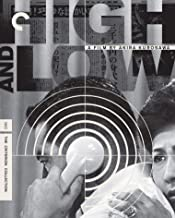 Criterion Collection: High & Low [Blu-ray] [Importado]