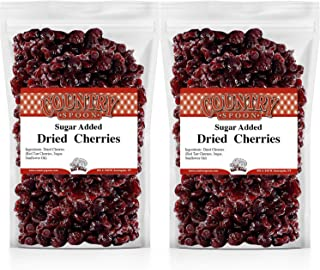 Dried Tart Montmorency Cherries (4 lb.) by Country Spoon