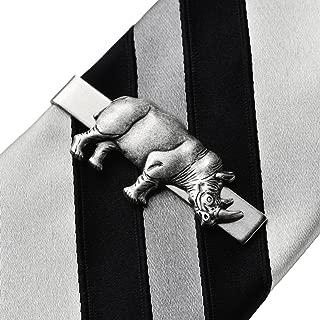Rhino Tie Clip