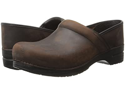 Dansko Professional (Antique Brown Oiled Leather) Men