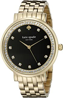 kate spade new york Women's 1YRU0824 Monterey Gold-Tone...