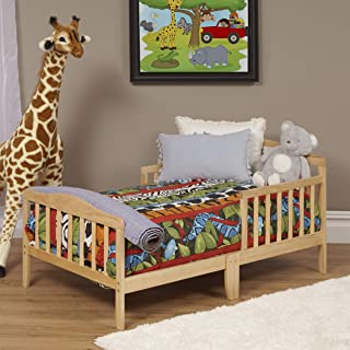 Suite Bebe Blaire Toddler Bed, Natural Pine