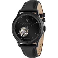 Maserati Ricordo Automatic Black Dial Men's Watch