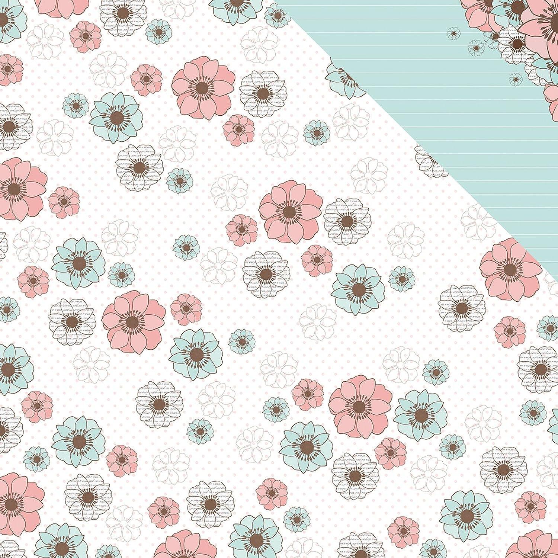 Scrapberry 's Sie und Me Doppelseitig Doppelseitig Doppelseitig Karton, 30,5 x 30,5 cm B01M01GBJR   Einzigartig  e93bf3