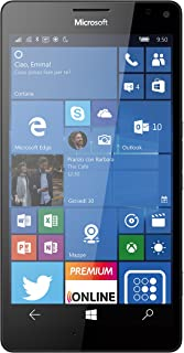 Microsoft Lumia 950 XL - 32GB, 3GB, 4G LTE, Wifi, Black