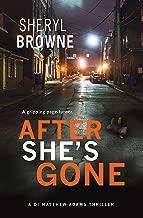 After She's Gone (DI Matthew Adams Book 1)