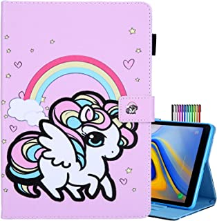 Billionn-AE High Quality Color Painting Style Case Cover for Samsung Galaxy Tab A 10.1 2019 T510/T515 [Ultra-thin] [Ultra-...